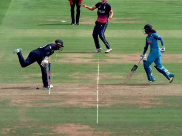 Mithali Raj Opens Up On Her Bizarre Run Out Icc Wwc Final