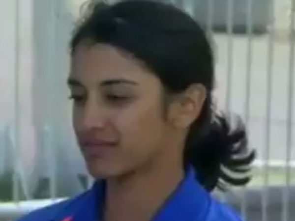 Smriti Mandhana Spotted With Tears The Dressing Room