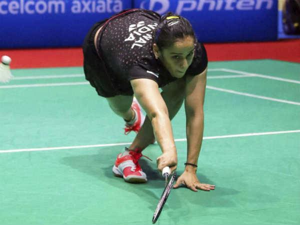 Saina Nehwal Crashes Of World Badminton Championship