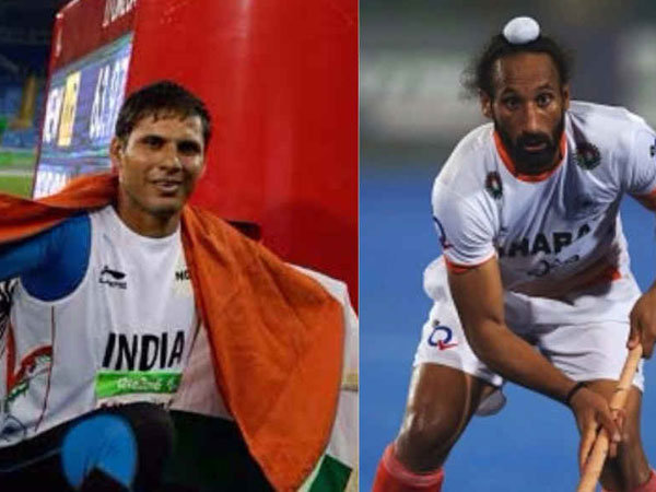 Khel Ratna Award Sardar Singh Para Athlete Devendra Jhajha Recommended