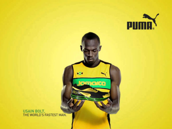 Puma Could Offer Usain Bolt Job After Last Race