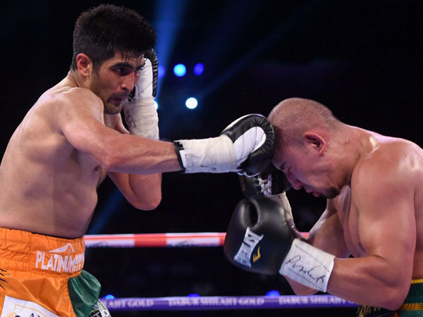 I Don T Want Tension Indian Boxer Beats China Rival Then
