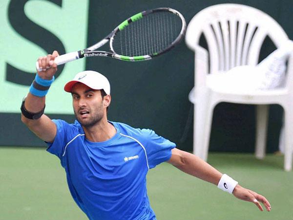 Yuki Bhambri Saketh Myneni Davis Cup Team Paes Exlcuded
