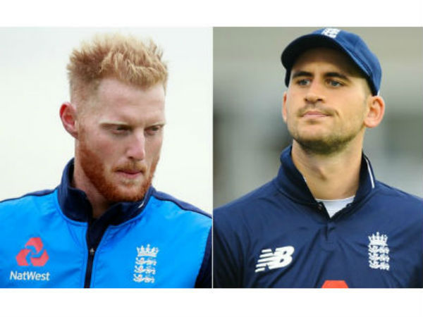 Ben Stokes Alex Hales Dropped England Until Further Notice