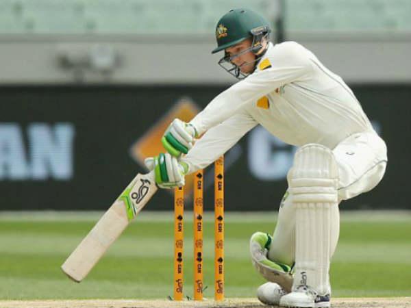 Australian Cricketer Peter Handscomb Loses 4 5 Kg 2 Hours While Batting Agaginst Bangladesh