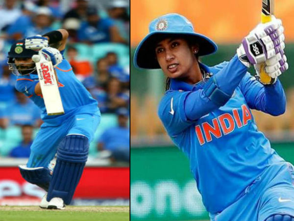 India men and women's team to feature in a double-header T20I series against South Africa