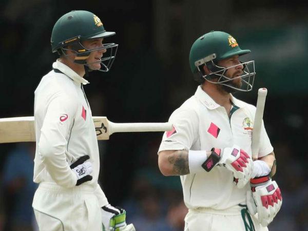 Chittagong Test Australia Might Replace Wicketkeeper Matthew