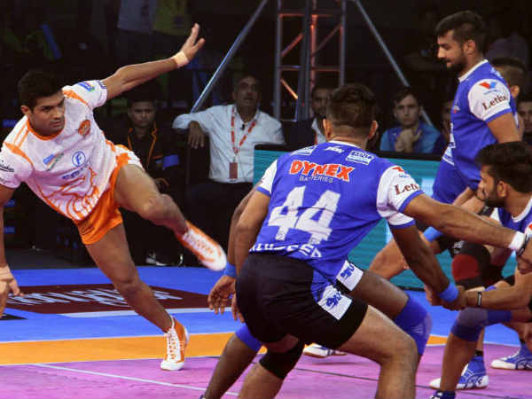 Pkl 2017 Puneri Paltan Register Convincing Win Over Haryana Steelers