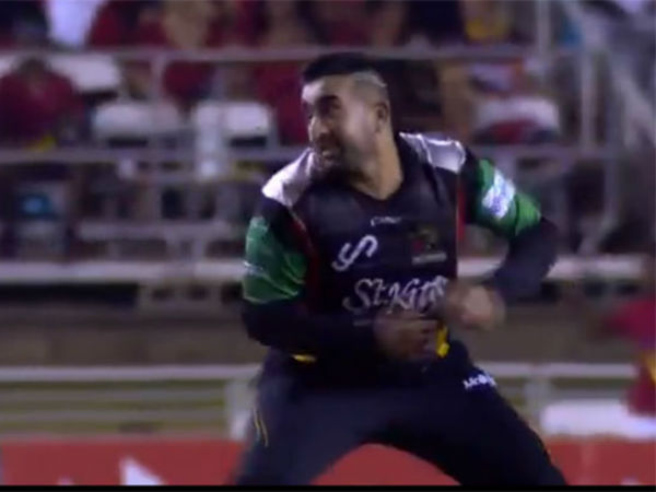 Tabraiz Shamsi Fined Showing Angry Gesture The Umpire