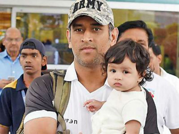 Ms Dhoni S Daughter Ziva Sings Malayalam Song The Internet Is Surprised