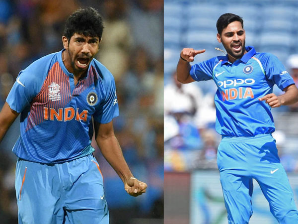 Jasprit Bumrah, Bhuvneshwar Kumar are world's best death bowlers: Rohit Sharma