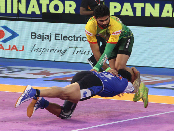 Pro Kabaddi League 2017 Pardeep Narwal S Record Score Helps