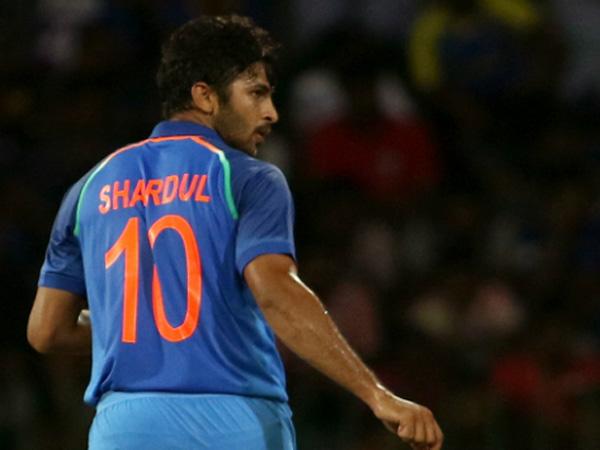 Shardul Thakur Gives Up No 10 Jersey Sachin Tendulkar Fame