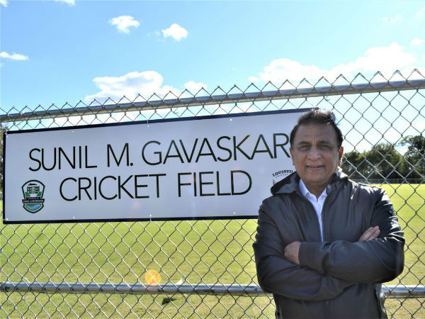 Cricket Ground Kentucky Us Named After Sunil Gavaskar