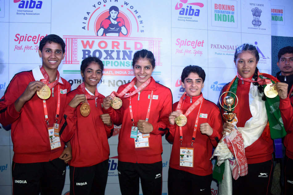 India Claim 5 Gold Medal Become Champions At World Youth Boxing