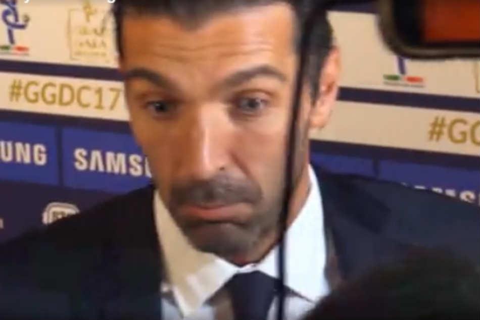 Buffon Hints At Italy Farewell Game