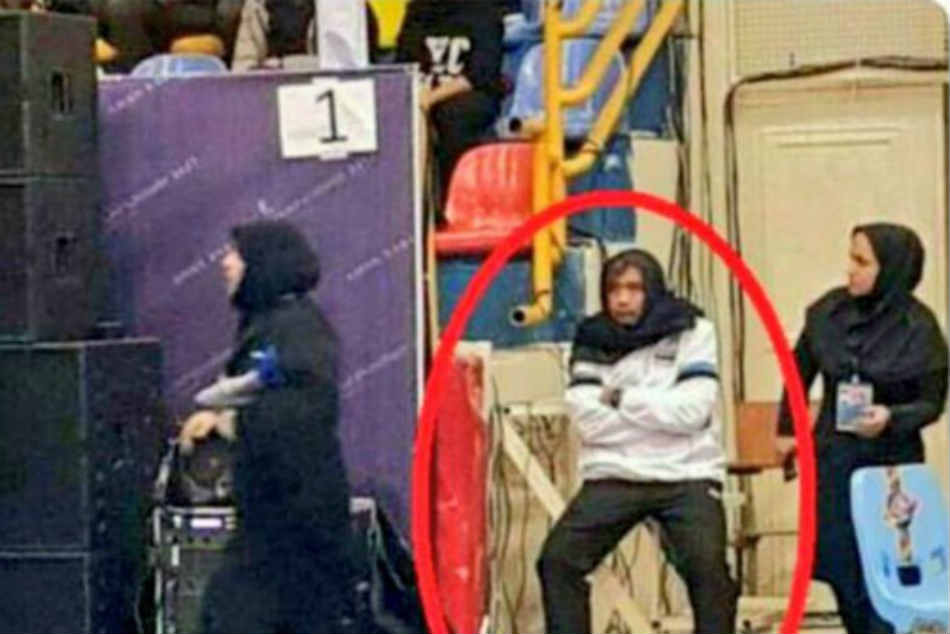 Thailand Women S Kabaddi Team S Male Coach Wears Hijab Watch Matches During Asian Championship In Ir