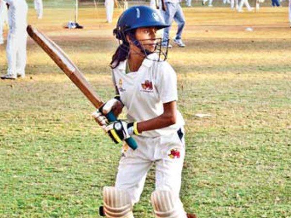 Year Old Mumbai Girl Makes 200 Against Saurashtra 50 Over Under 19 Tournament