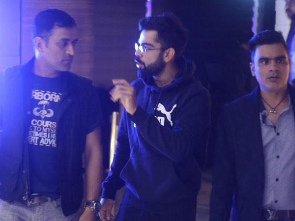 Virat Kohli S Restaurant Hosts Indian Cricket Team Ahead New Zealand T20i