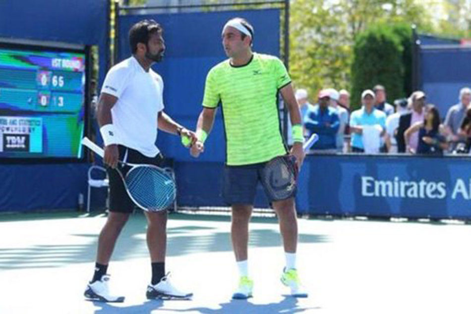 Leander Paes Purav Raja Lift Knoxville Challenger Title