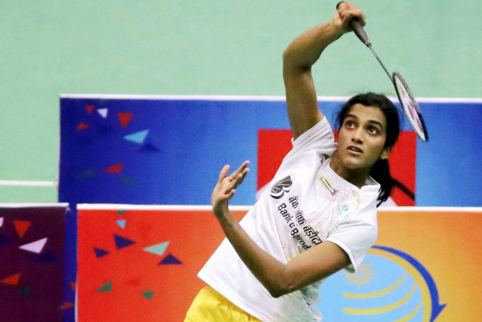 Sindhu Goes Down Ying Final