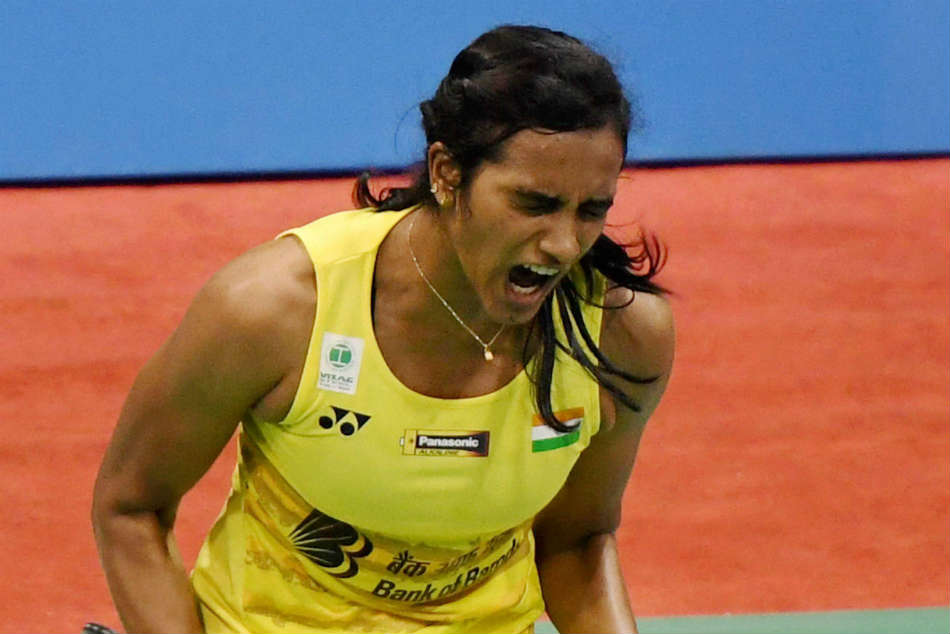 Sindhu Storms Into Quarterfinals