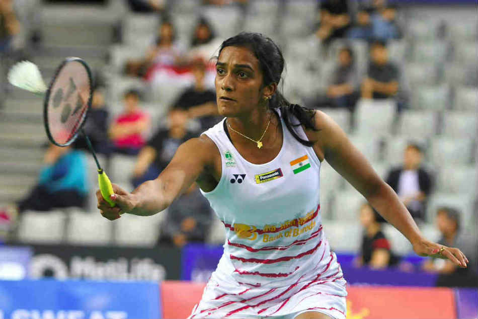 Sindhu Storms Into Semifinals Hong Kong Open