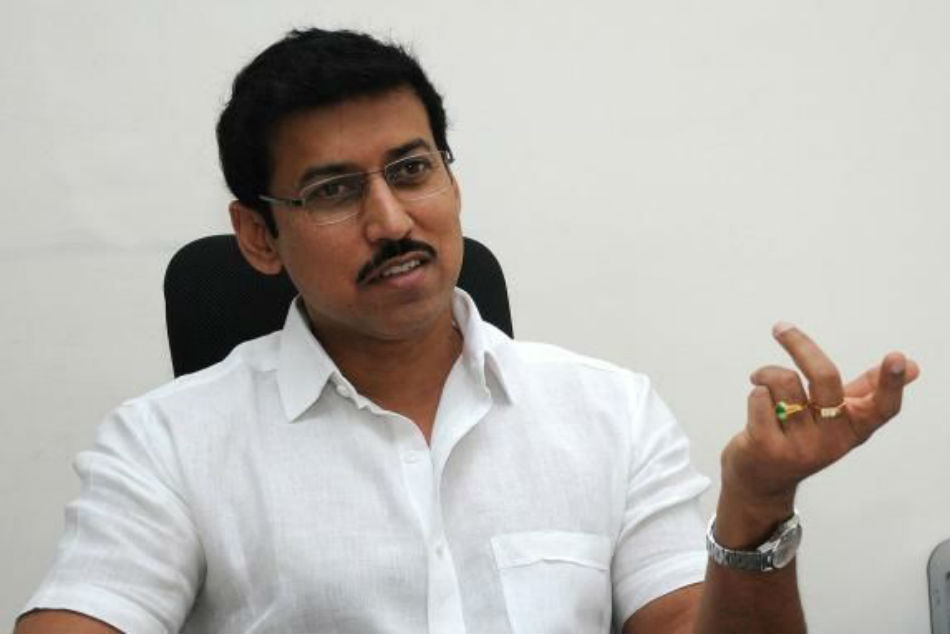 BCCI could have trusted NADA, but it's upto WADA to dope-test Indian cricketers, says Rajyavardhan Singh Rathore