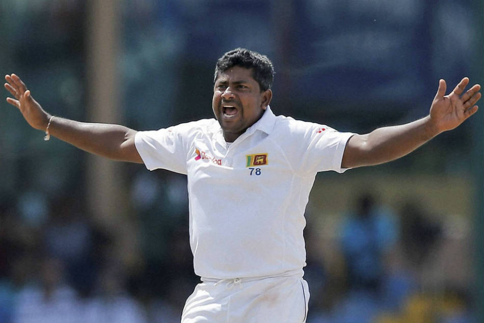 Herath Ruled Of Third Test Vandersay Roped As Cover