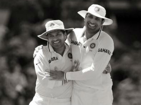 On Vvs Laxman S Birthday Sachin Tendulkar Leaks His Dressing Room Secret