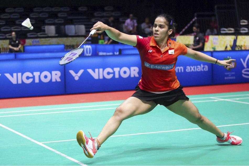 Saina Nehwal Second Round Kashyap Ousted