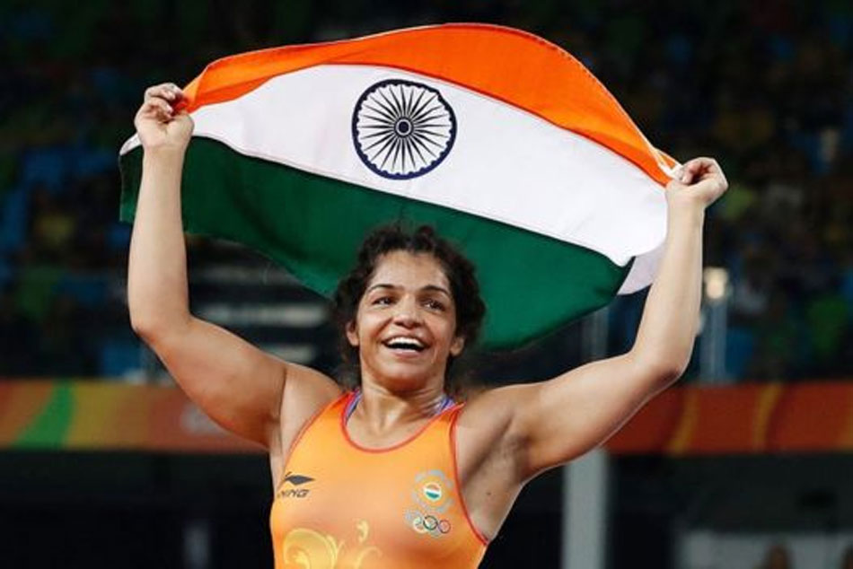 Wrestler Sakshi Malik Says Sushil Kumar Is Her Inspiration Wants To Win Successive Olympic Medals