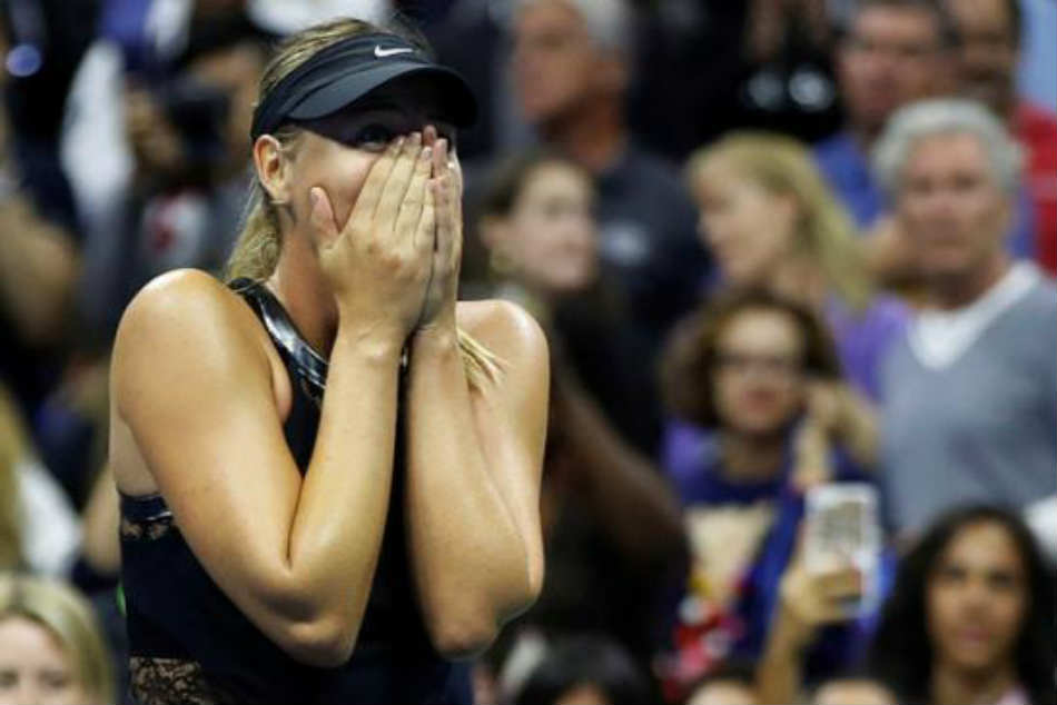 Maria Sharapova Gets Marriage Proposal From Fan Turkey Says Maybe Video