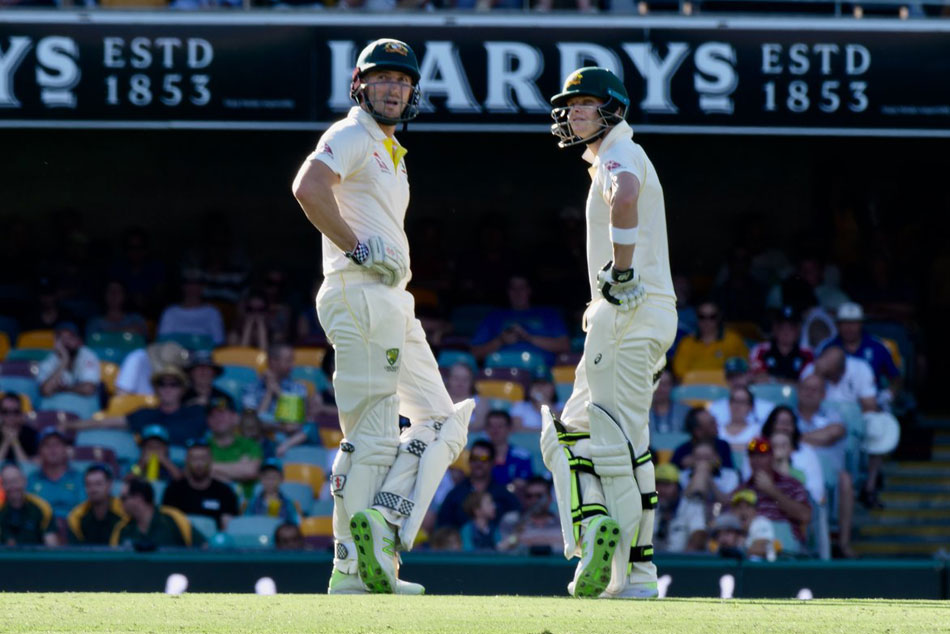 Smith Marsh Lead Revival As Australia Fight Back Against England