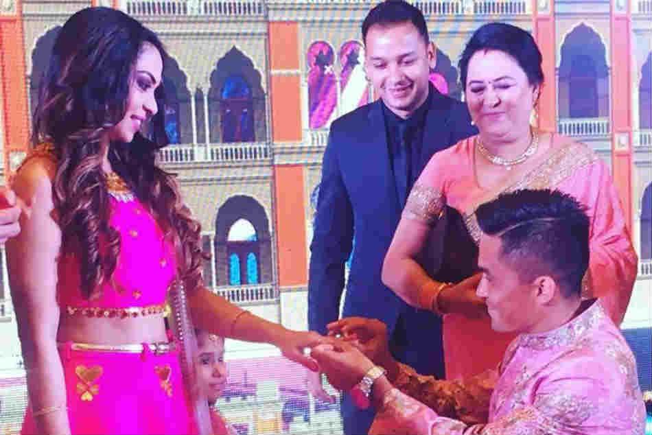 Sunil Chhetri Marry Girlfriend Sonam On Dec