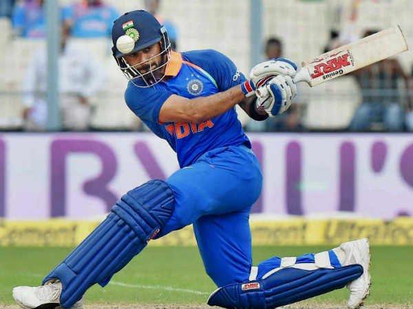 Virat Kohli Need One Four Complete 200 Fours T20i Cricket