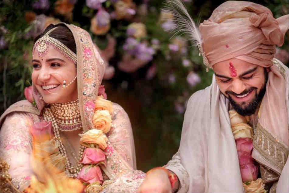 Virat Kohli Marriage Virat Kohli Anushka Sharma Married Italy