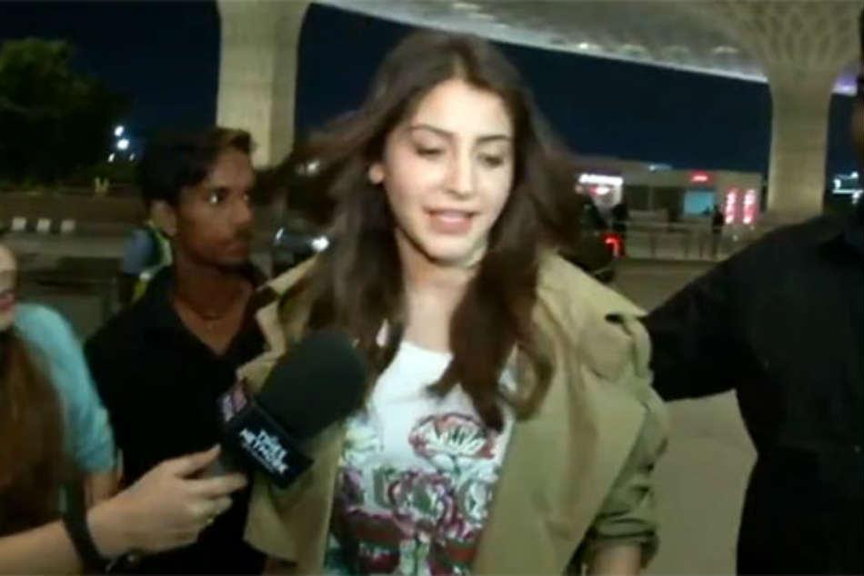 Anushka Sharma Family Leave Mumbai Amid Speculation That Shes Marrying Virat Kohli In Italy