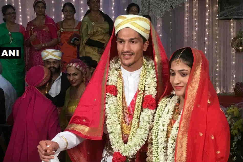 Badminton Player Ashwini Ponnappa Got Married Businessman Moel Karan Medappa