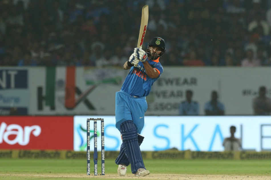Shikhar Dhawan Becomes Second Quickest Indian Complete 4000 Odi Runs