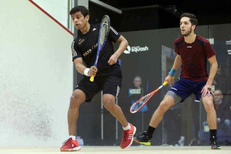 Ghosal Keeps Winning The World Championships