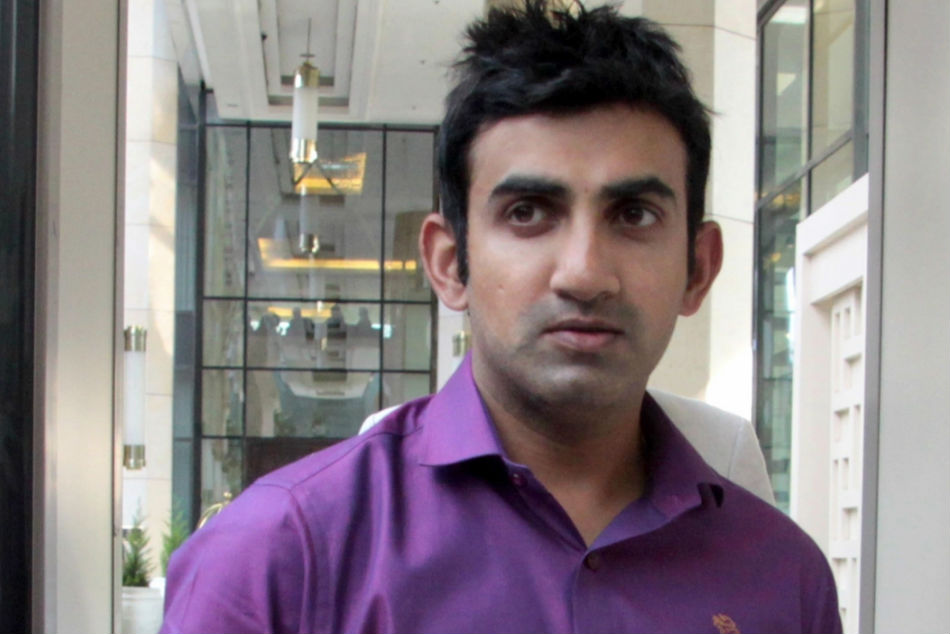 No 1 Test Side India Should Win Every Condition Gambhir