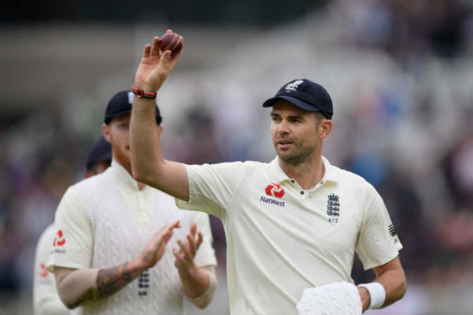 James Anderson Critical Mcg Pitch After Australia Finish Day One On 244