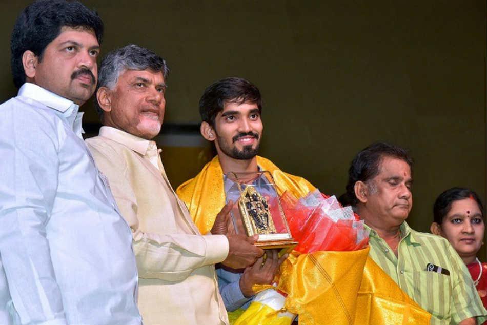 Kidambi Srikanth Got Deputy Collector Post From Andhra Pradesh Govt