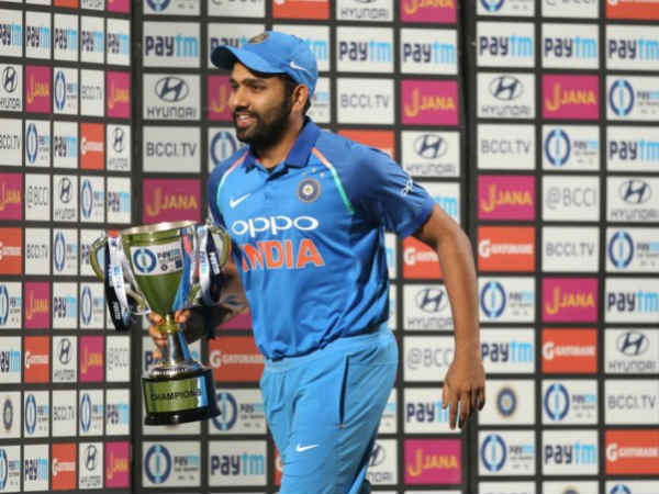 India Ready Overseas Challenges Says Rohit Sharma After Odi Series Win Over Srilanka