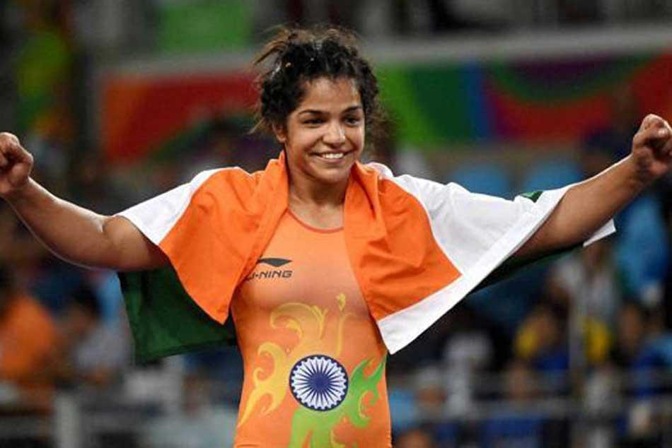 Sakshi Babita Named Indian Wrestling Team 2018 Commonwealth Games