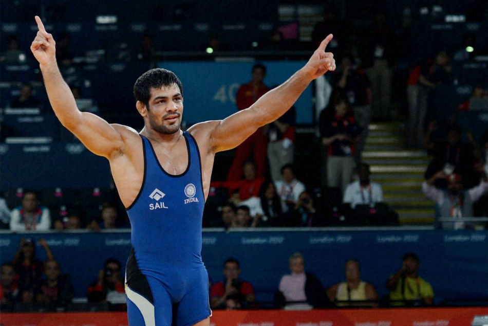 Sushil Kumar Wins Gold At Commonwealth Wrestling Championships In Sa