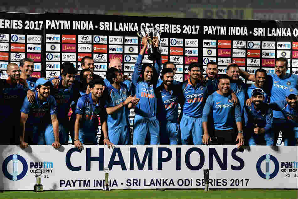 Statistical Highlights Third India Sri Lanka Odi Vizag