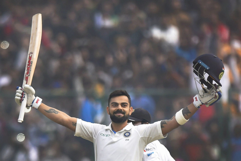 Virat Kohli is a different class, will surpass my record next year