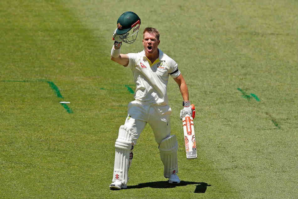 The Ashes David Warner Steve Smith Maintain Australia Dominance In Melbourne